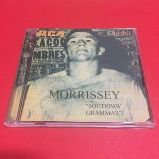 MORRISSEY - SOUTHPAW GRAMMAR (1995, RCA) [EU]