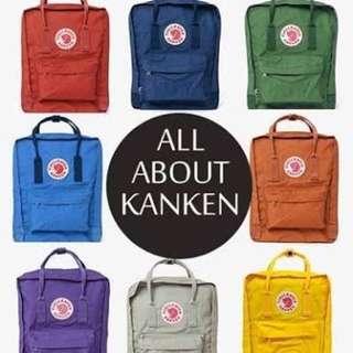 Kanken Aunthentic Bag ❣️
