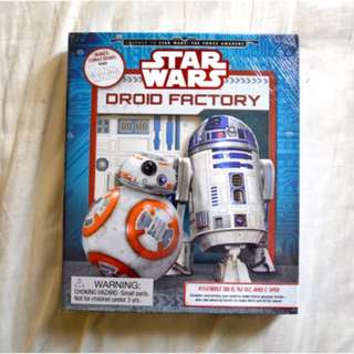 Star Wars Droid Factory Hardcover