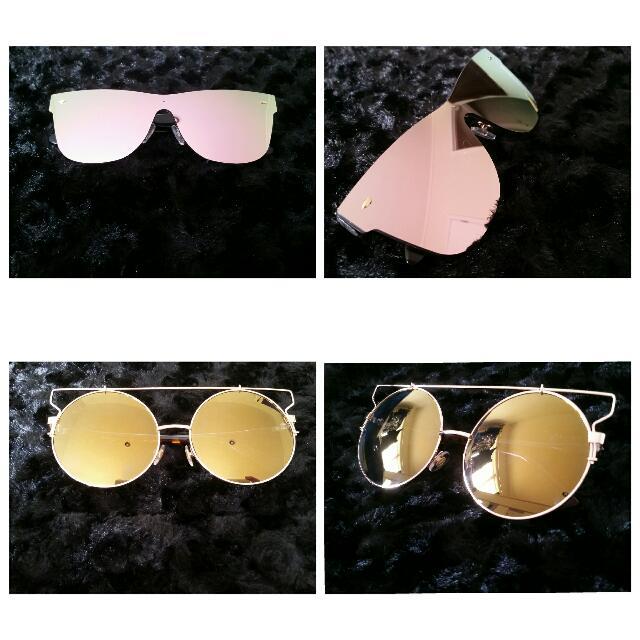2x Ladies Glasses