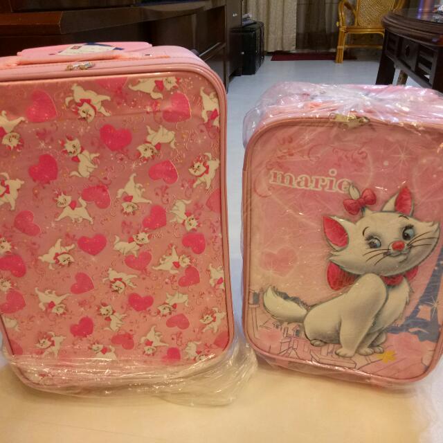 凱莉貓行李箱