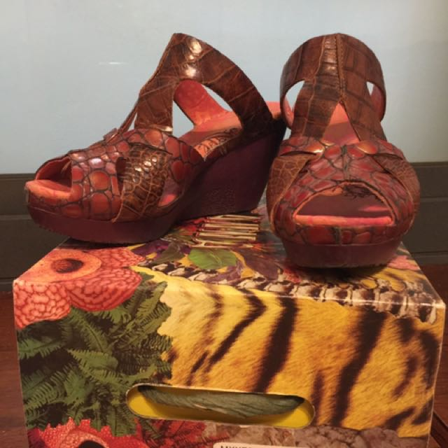 麥坎納手工鞋