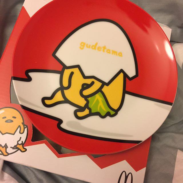 Ⓜ️ 蛋黃哥的盤子