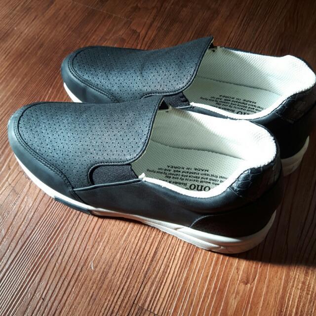 #五百元好女鞋 正韓內增高懶人鞋