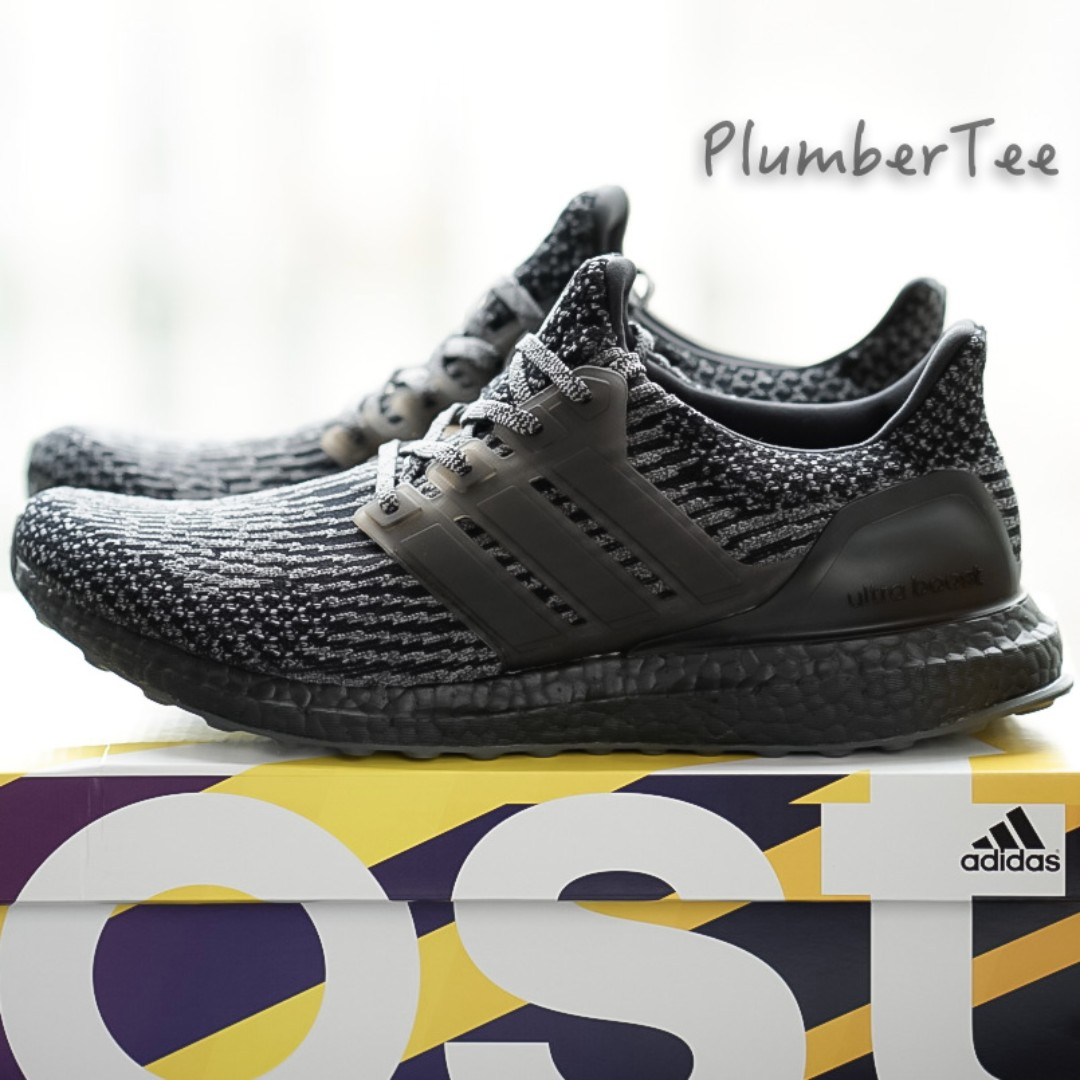 a6e6f92a51229 Men US 9 Adidas Ultra Boost Core Black