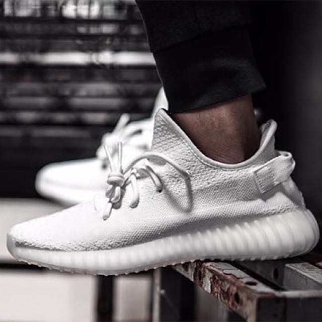317a7f4c06a84 Confirmed pairs  Adidas Yeezy Boost 350 V2 Cream White
