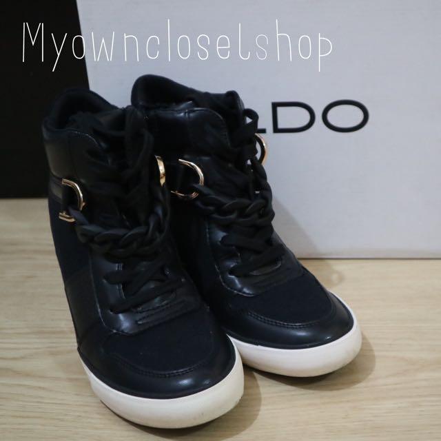 ALDO Sneaker Wedges