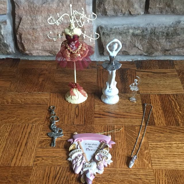 Assorted Ballet Inspired Items