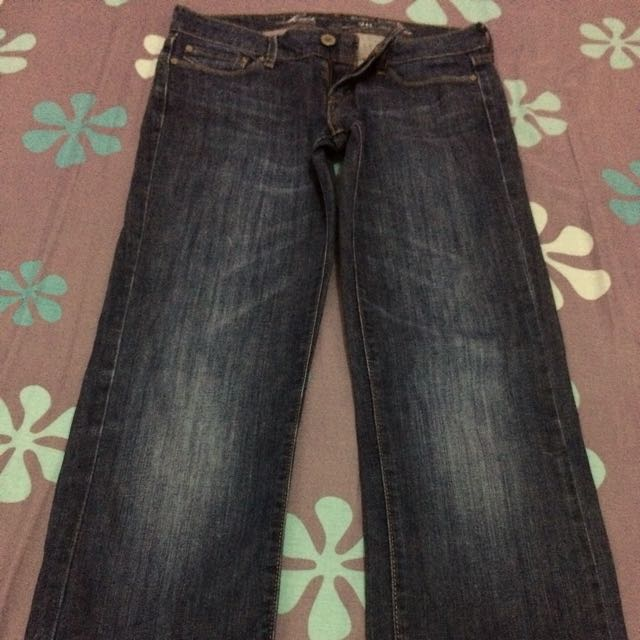 Authentic Levi's Slight Curve Straight Leg Jeans