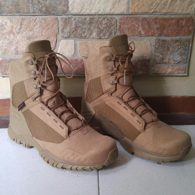 Authentic Oakley SI-8 Assault Boots