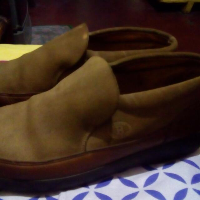 Authentic Pre Loved Bally Leather Shoes