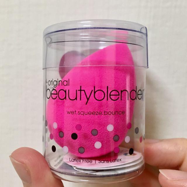 Beauty Blender 美妝蛋(桃紅)