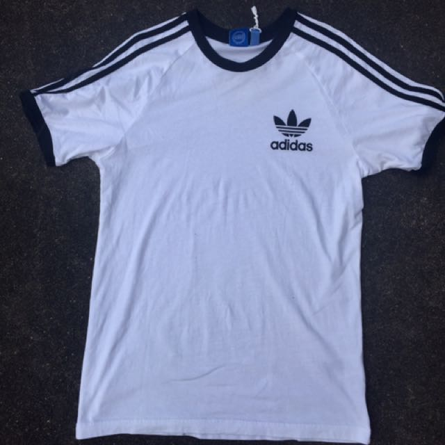 Black X White Adidas Shirt