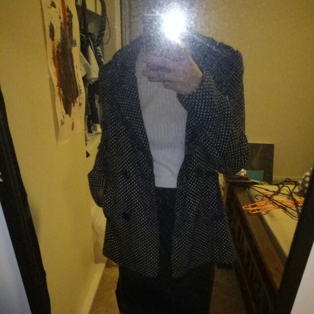 Blazer Sort Coat