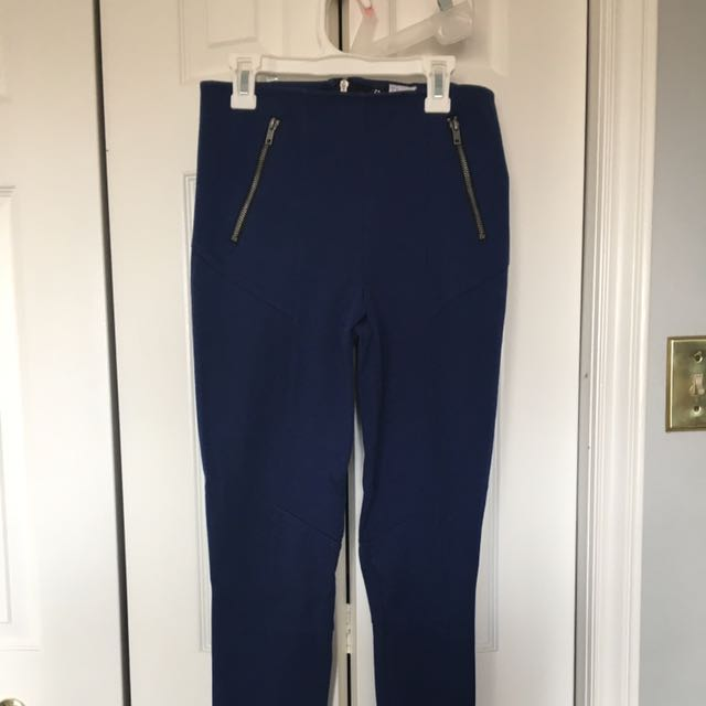 Blue Leggings