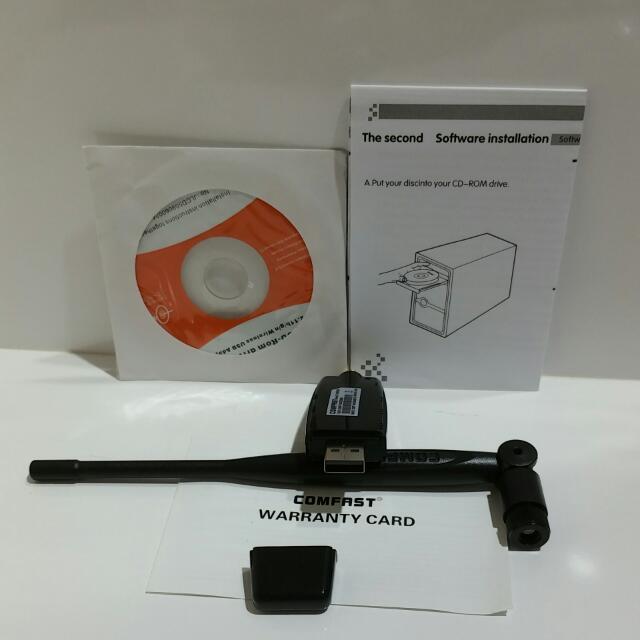 Brand New  Comfast USB 150mbps