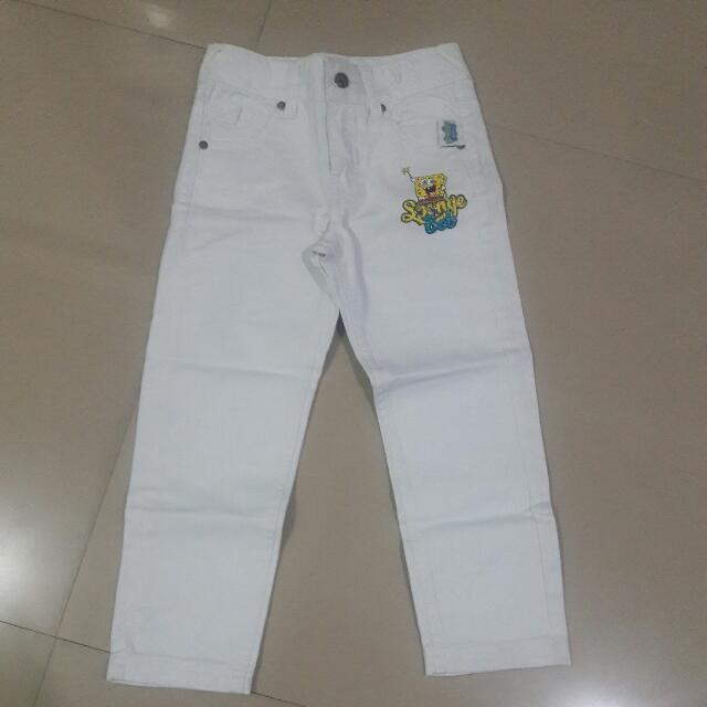 BNWOT Nickelodeon Pants (3/4Y)