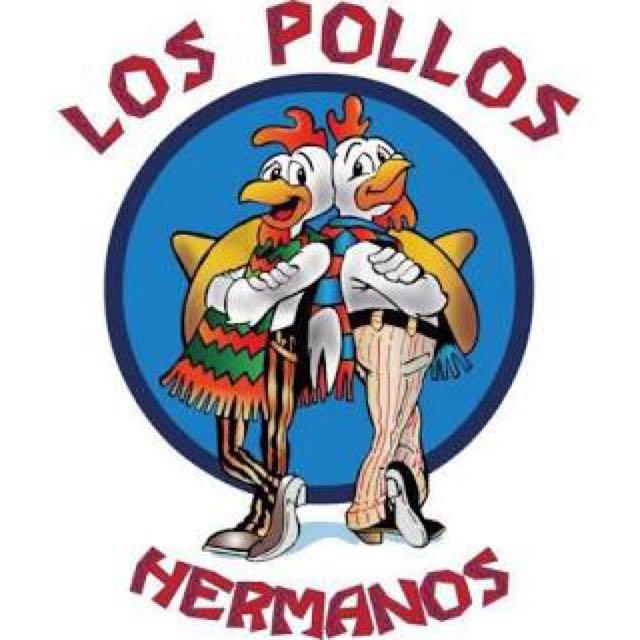 """Breaking Bad """"Los Pollos Hermanos"""" Tshirt"""