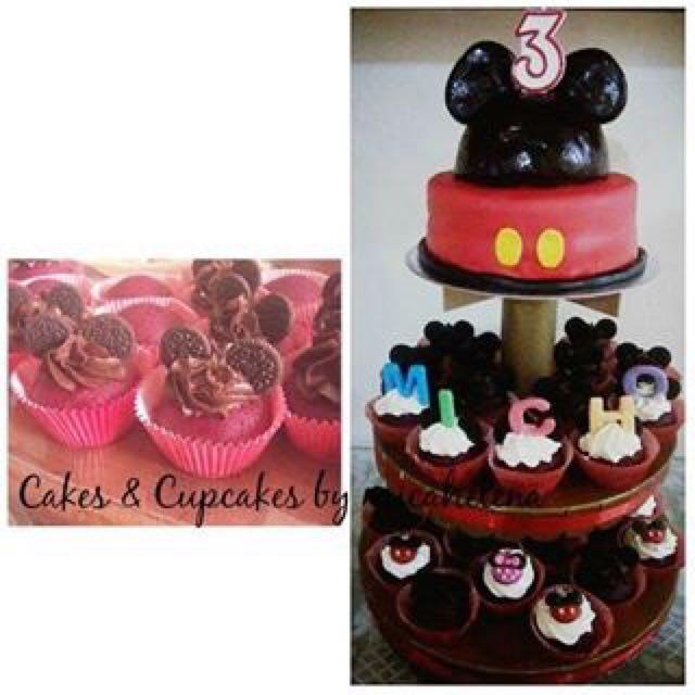 Cake & Cupcake Package