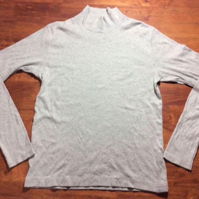 Calvin Klein CK Turtle Neck Unisex Shirt
