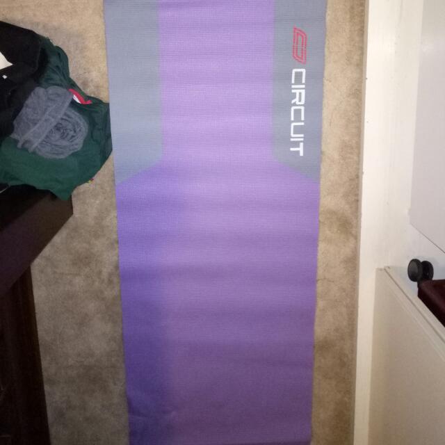 Circuit Yoga Mat