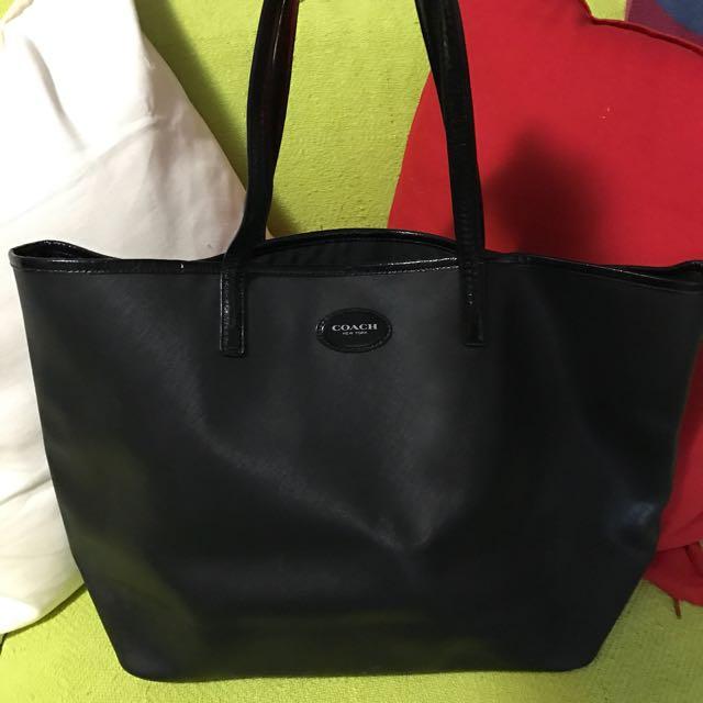 Coach Shopper Bag