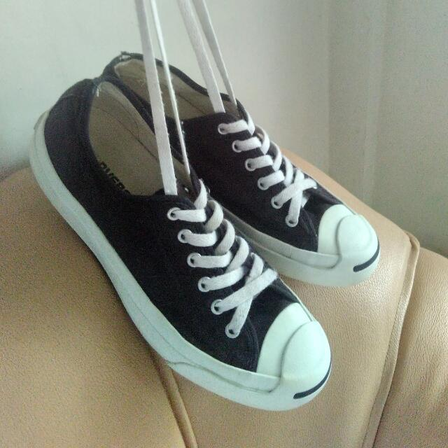 Converse Jack Purcell Black White