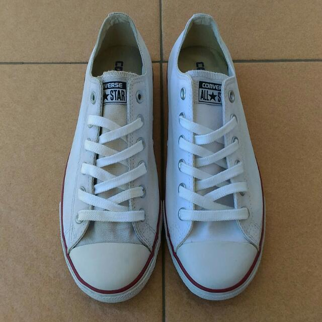 Converse White Ox Original [Ex Display]