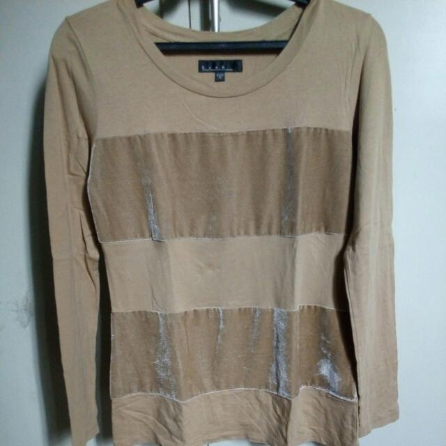 Cotton Branded Long Sleeve
