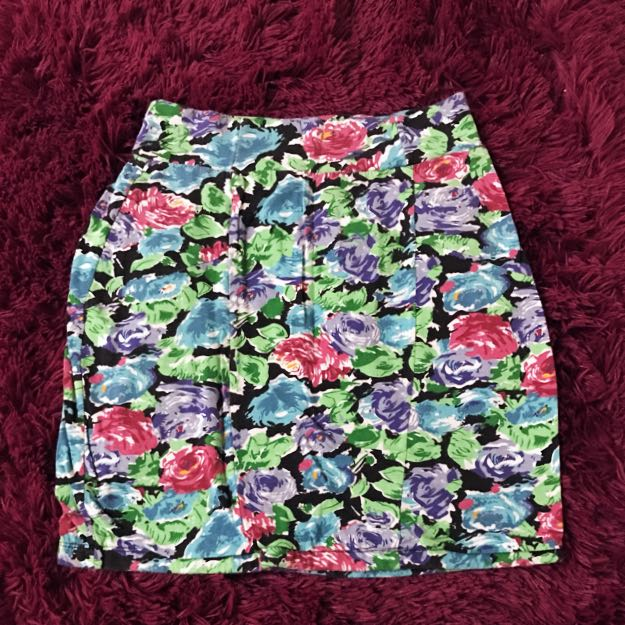 cotton on skirt