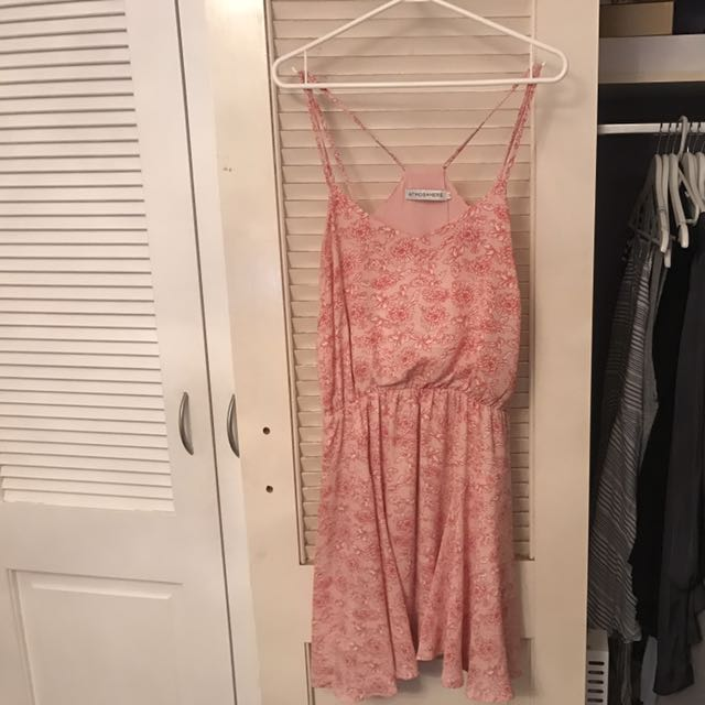 Cute Little Pink Dress