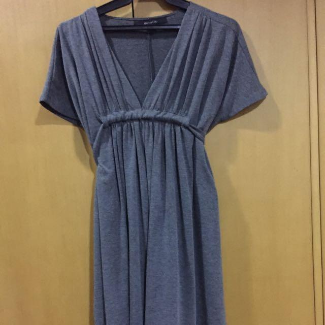 Details Batwing Dress