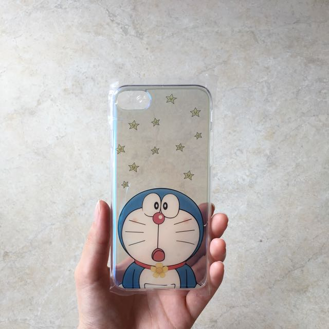 Doraemon Holo Case Iphone 6/6s