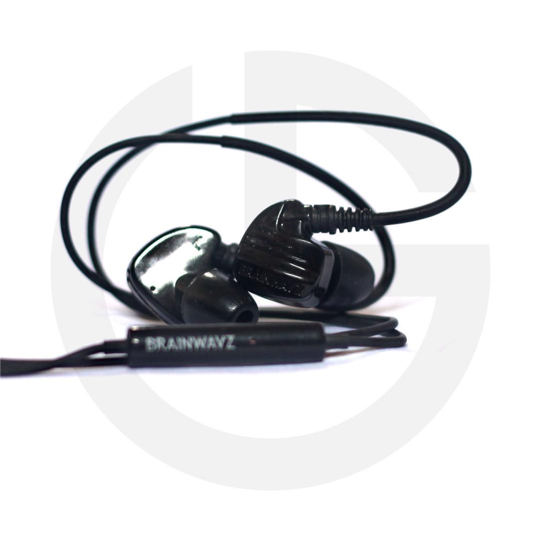 Earphone Brainwavz XF-200 In Ear Monitor (IEM) Black