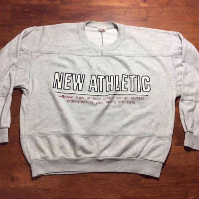 Ellesse Sweatshirt Hip Hop Stuff Nice Design