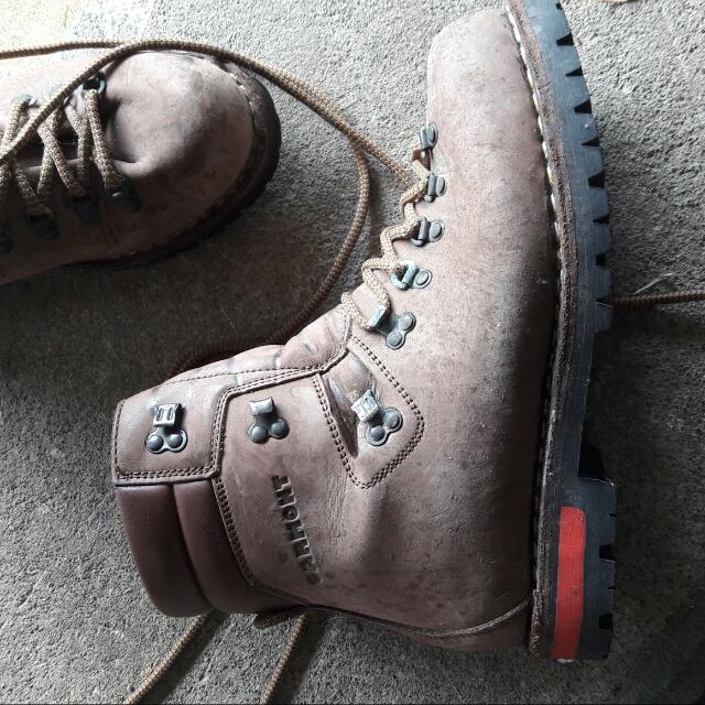 Garmont Vibram Hiking Boots US 10, UK 9.5