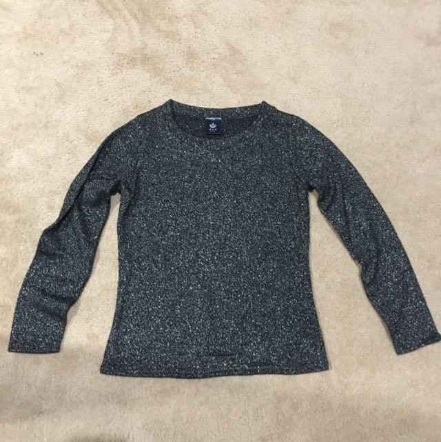 Glitter Long Shirt
