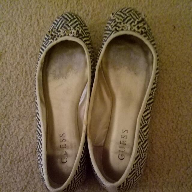 Guess Flats, Size 8 1/2