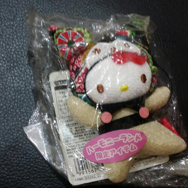Hello kitty開運吊飾