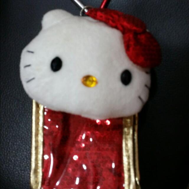 HELLO kitty收納包