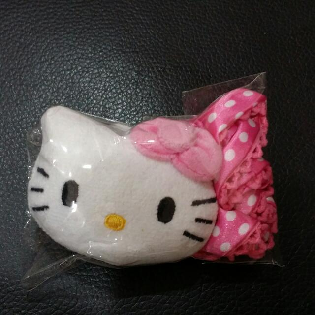 HELLO kitty髮飾