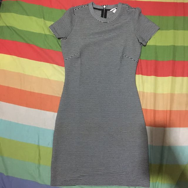 H&M Striped Dress (SALE PINDAHAN)