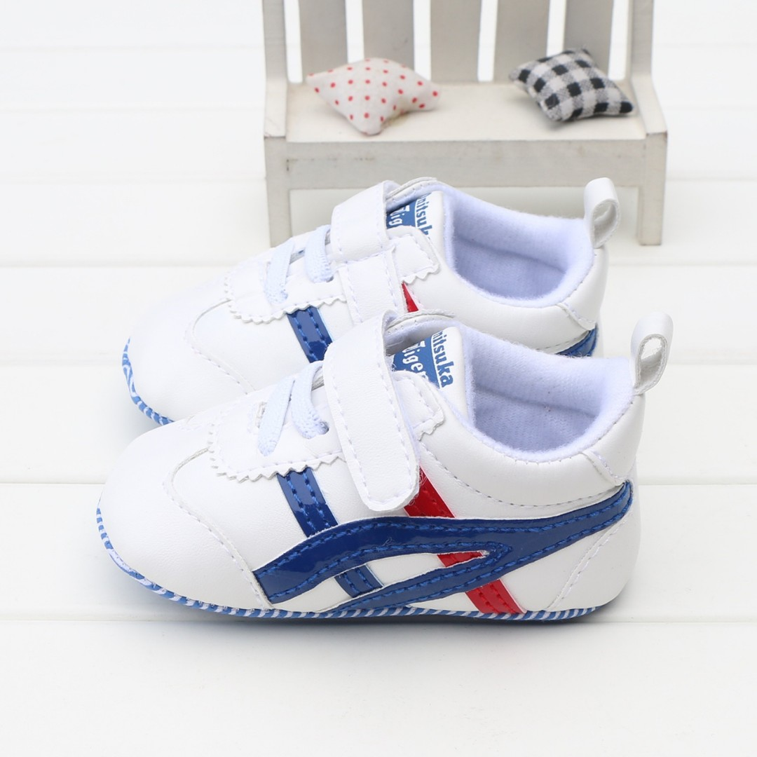 official photos f4b4f f1364 INSTOCK! ONITSUKA TIGER Baby Soft Shoes Prewalker, Babies ...