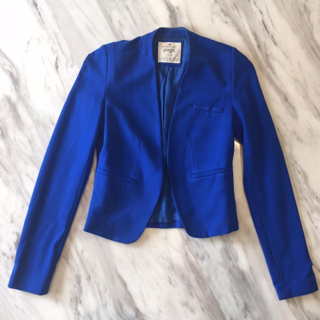 Jorge Size 8 Tailored Jacket || FREE EXPRESS POST