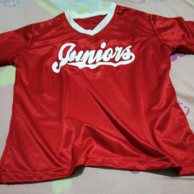 Juniors Soccer Shirt