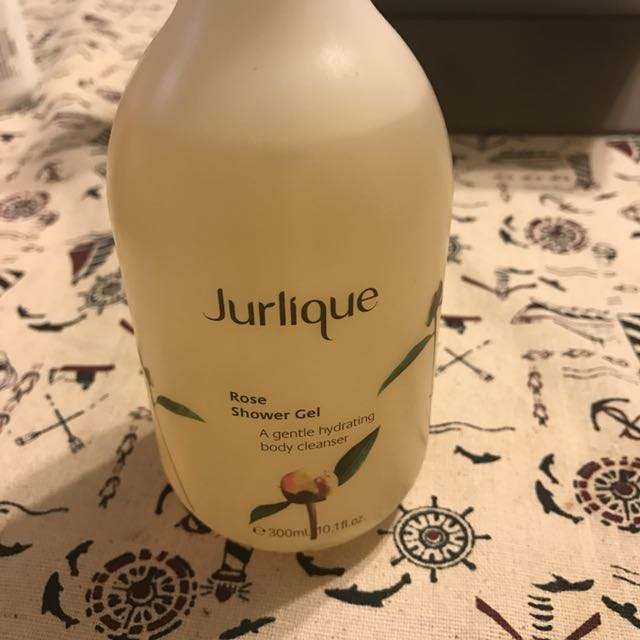 Jurlique Rose Shower Gel