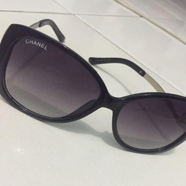 Kacamata Channel (chanel Sunglasses)