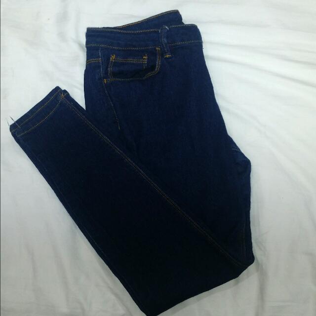 KAMIESTA Denim Blue Jeans