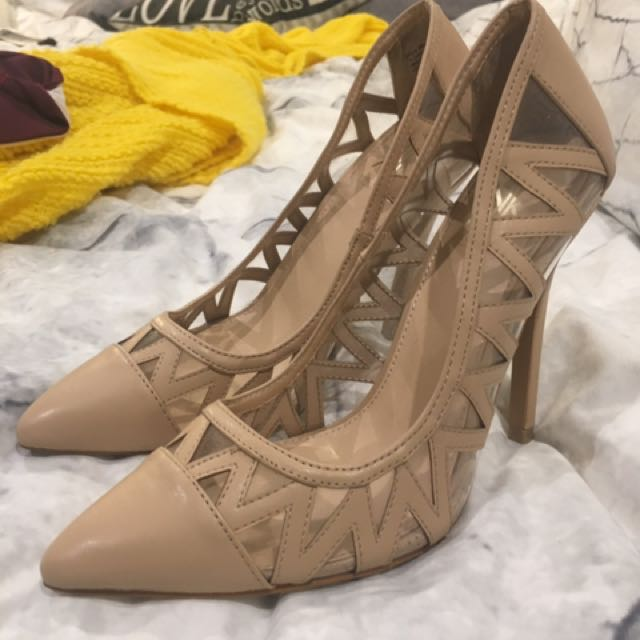 Kardashian Collection Heels Size 5