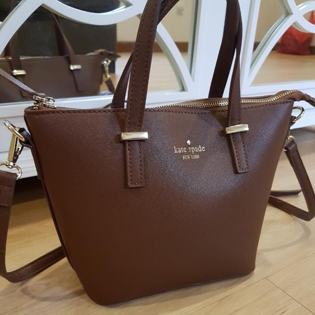 Kate Spade Mirror Bag